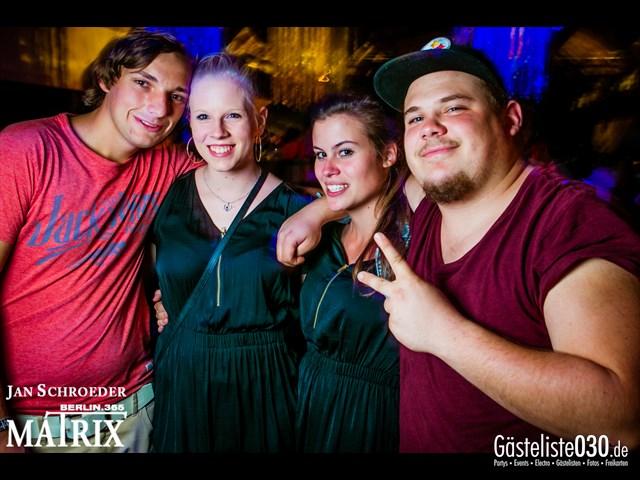 https://www.gaesteliste030.de/Partyfoto #107 Matrix Berlin vom 20.08.2013