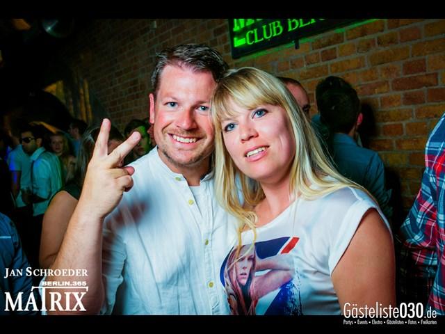 https://www.gaesteliste030.de/Partyfoto #116 Matrix Berlin vom 20.08.2013
