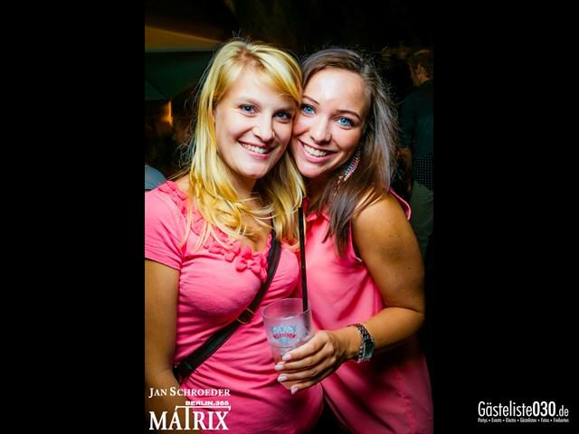 https://www.gaesteliste030.de/Partyfoto #40 Matrix Berlin vom 20.08.2013