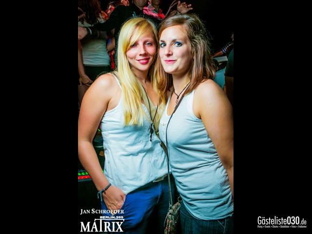 https://www.gaesteliste030.de/Partyfoto #103 Matrix Berlin vom 20.08.2013