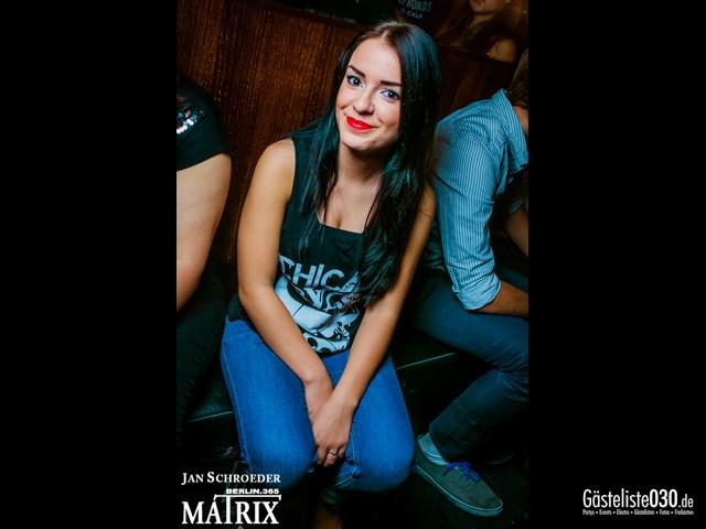 https://www.gaesteliste030.de/Partyfoto #104 Matrix Berlin vom 20.08.2013