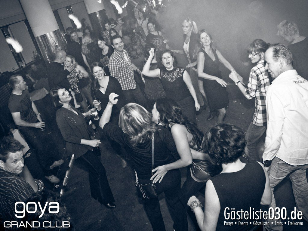 Partyfoto #75 Goya 24.11.2012 Goya 54 Opening