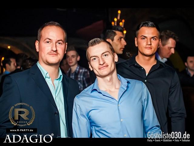 https://www.gaesteliste030.de/Partyfoto #40 Adagio Berlin vom 06.04.2013