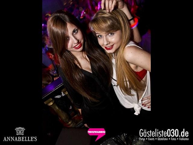 https://www.gaesteliste030.de/Partyfoto #85 Annabelle's Berlin vom 09.11.2012