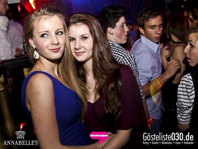 https://www.gaesteliste030.de/Partyfoto #39 Annabelle's Berlin vom 09.11.2012
