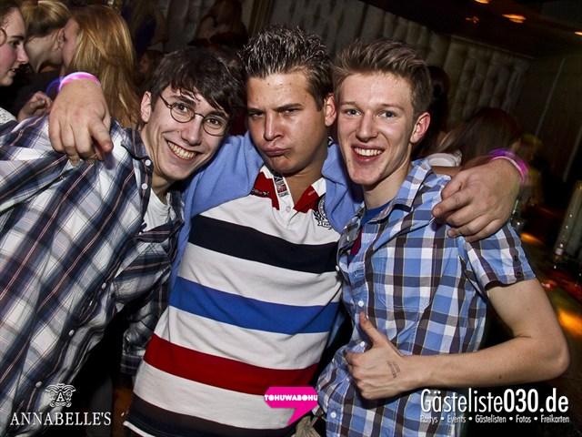 https://www.gaesteliste030.de/Partyfoto #107 Annabelle's Berlin vom 09.11.2012