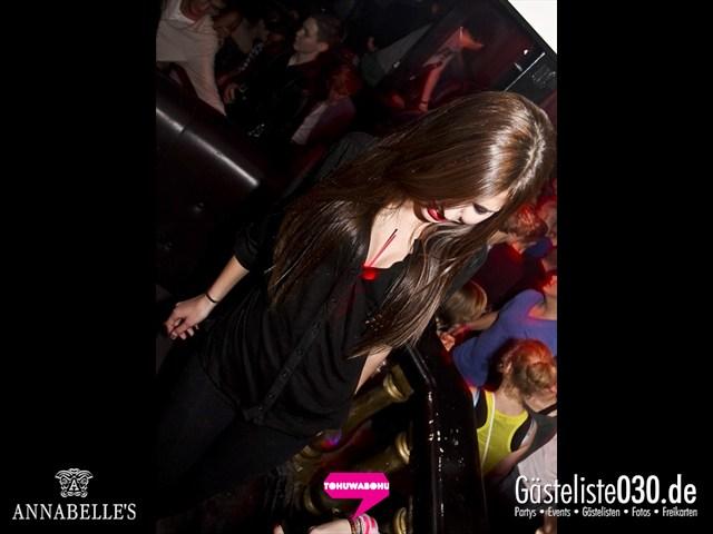 https://www.gaesteliste030.de/Partyfoto #86 Annabelle's Berlin vom 09.11.2012