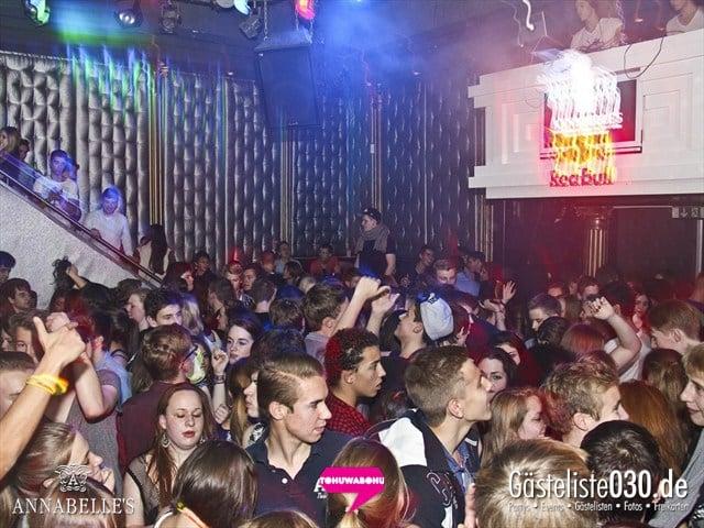 https://www.gaesteliste030.de/Partyfoto #3 Annabelle's Berlin vom 09.11.2012