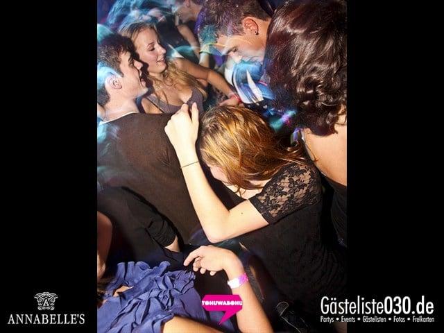 https://www.gaesteliste030.de/Partyfoto #150 Annabelle's Berlin vom 09.11.2012