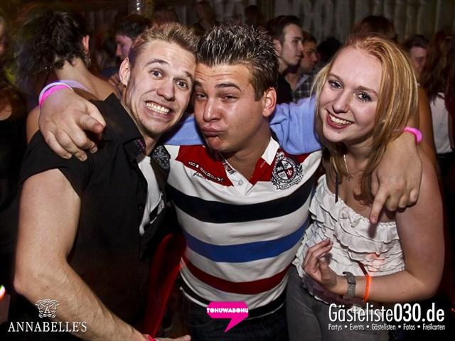 https://www.gaesteliste030.de/Partyfoto #106 Annabelle's Berlin vom 09.11.2012