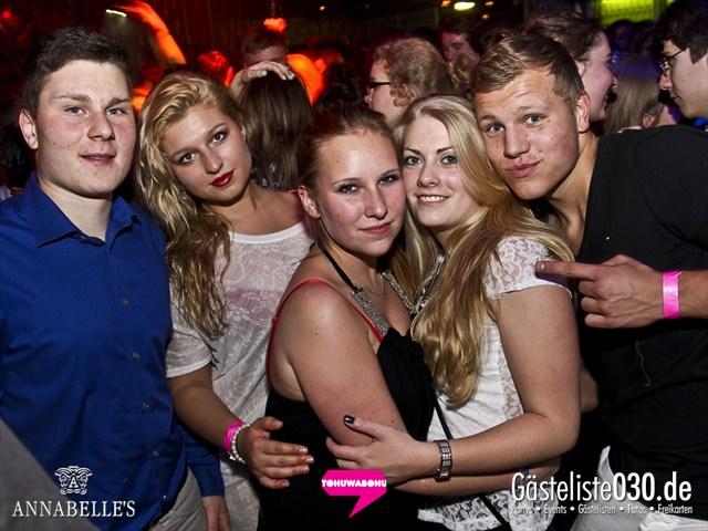https://www.gaesteliste030.de/Partyfoto #76 Annabelle's Berlin vom 09.11.2012