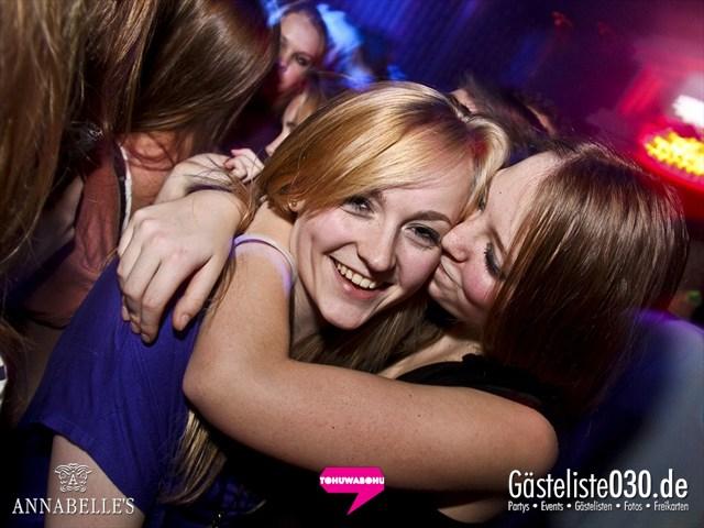 https://www.gaesteliste030.de/Partyfoto #146 Annabelle's Berlin vom 09.11.2012