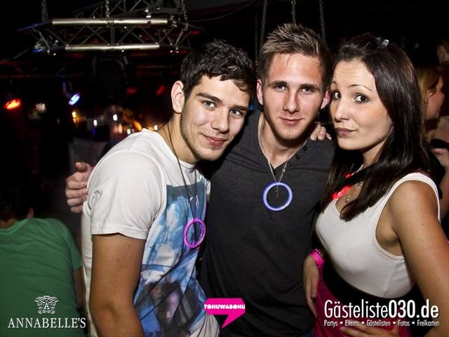 https://www.gaesteliste030.de/Partyfoto #47 Annabelle's Berlin vom 09.11.2012