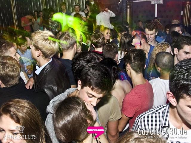https://www.gaesteliste030.de/Partyfoto #110 Annabelle's Berlin vom 09.11.2012