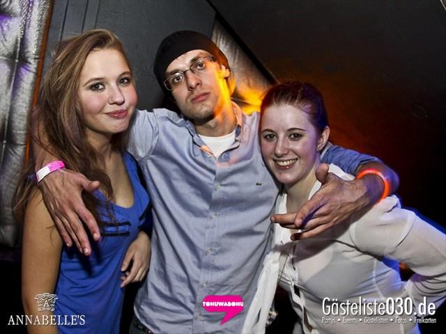 https://www.gaesteliste030.de/Partyfoto #98 Annabelle's Berlin vom 09.11.2012
