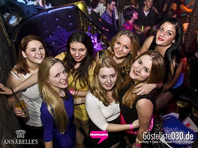 https://www.gaesteliste030.de/Partyfoto #7 Annabelle's Berlin vom 09.11.2012