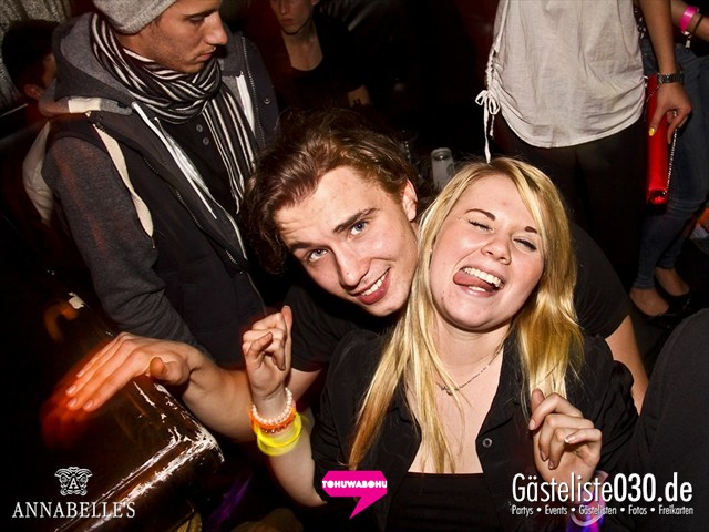 https://www.gaesteliste030.de/Partyfoto #127 Annabelle's Berlin vom 09.11.2012