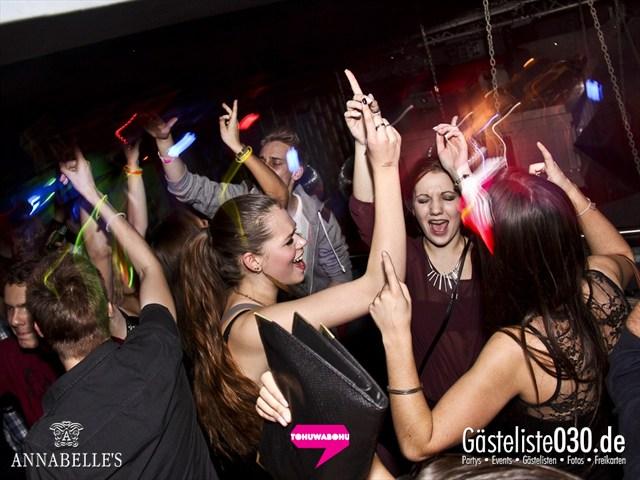 https://www.gaesteliste030.de/Partyfoto #62 Annabelle's Berlin vom 09.11.2012