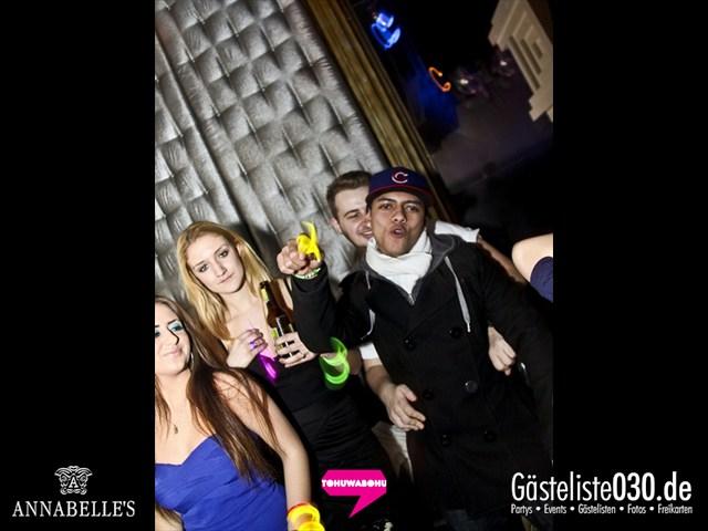 https://www.gaesteliste030.de/Partyfoto #90 Annabelle's Berlin vom 09.11.2012