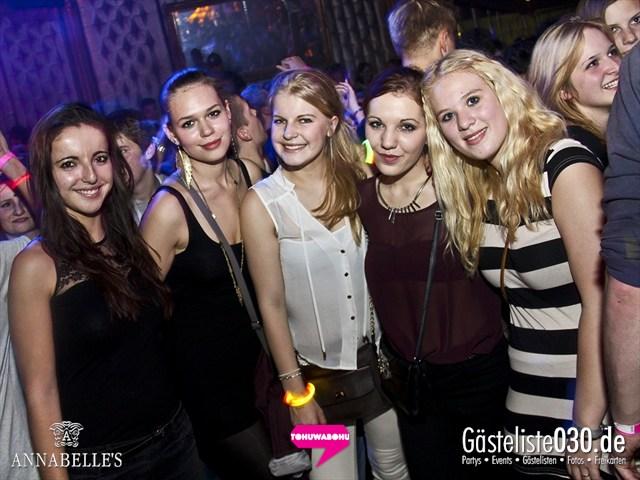 https://www.gaesteliste030.de/Partyfoto #92 Annabelle's Berlin vom 09.11.2012