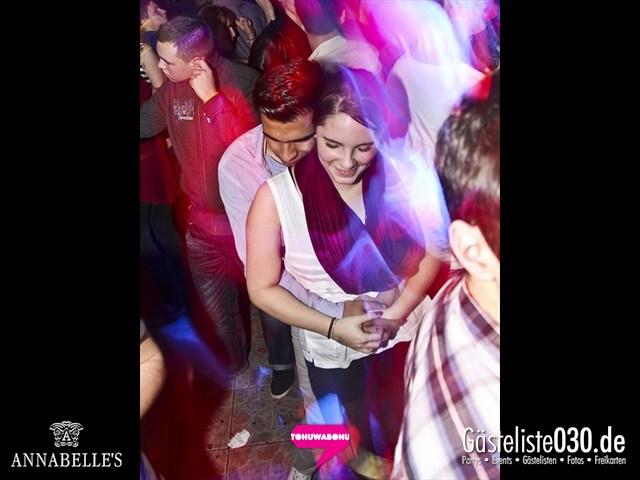 https://www.gaesteliste030.de/Partyfoto #67 Annabelle's Berlin vom 09.11.2012