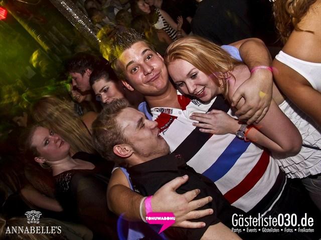 https://www.gaesteliste030.de/Partyfoto #105 Annabelle's Berlin vom 09.11.2012