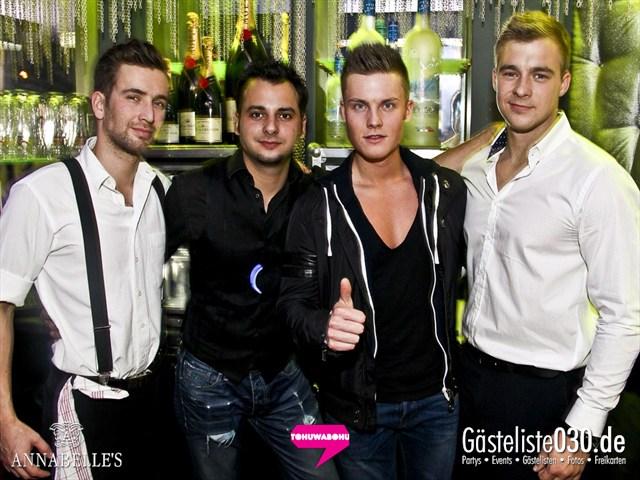 https://www.gaesteliste030.de/Partyfoto #99 Annabelle's Berlin vom 09.11.2012
