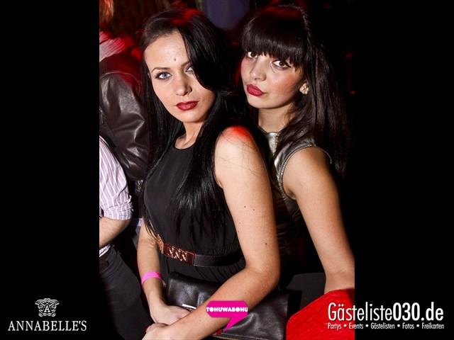 https://www.gaesteliste030.de/Partyfoto #28 Annabelle's Berlin vom 09.11.2012