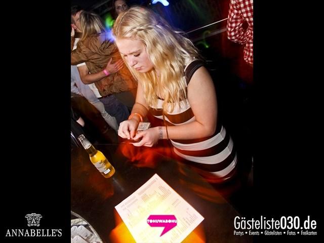 https://www.gaesteliste030.de/Partyfoto #63 Annabelle's Berlin vom 09.11.2012