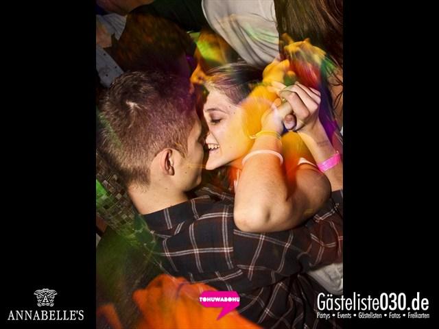 https://www.gaesteliste030.de/Partyfoto #151 Annabelle's Berlin vom 09.11.2012