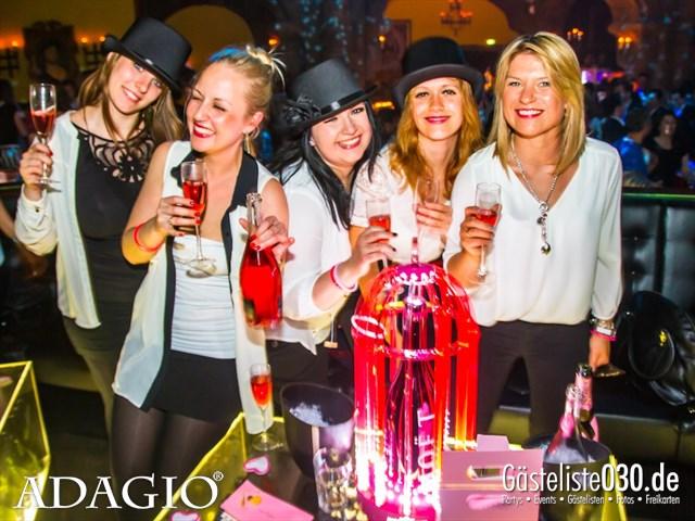 https://www.gaesteliste030.de/Partyfoto #38 Adagio Berlin vom 24.05.2013