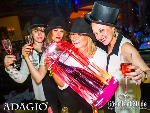 https://www.gaesteliste030.de/Partyfoto #1 Adagio Berlin vom 24.05.2013
