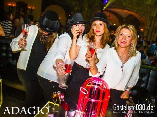 https://www.gaesteliste030.de/Partyfoto #59 Adagio Berlin vom 24.05.2013
