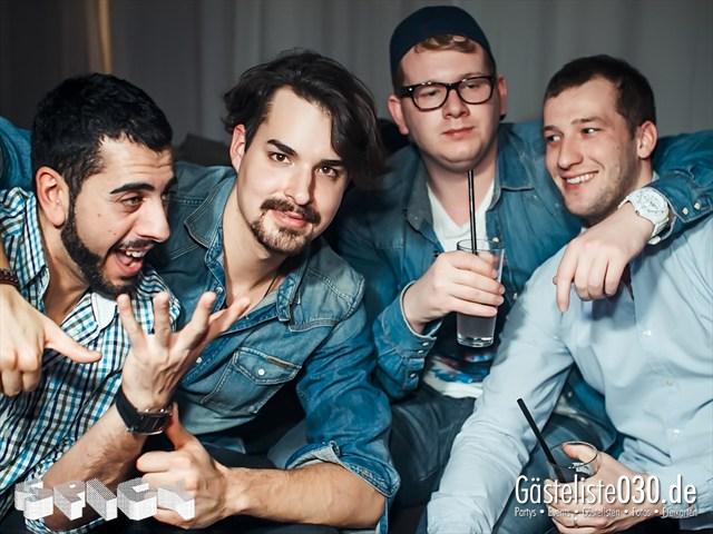 https://www.gaesteliste030.de/Partyfoto #58 Spindler & Klatt Berlin vom 05.04.2013