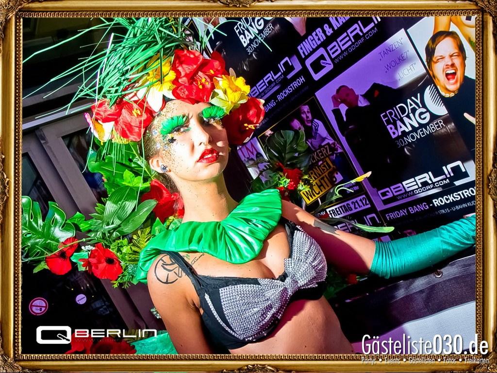 Partyfoto #48 Q-Dorf 01.12.2012 Saturday Mania - Euphoria