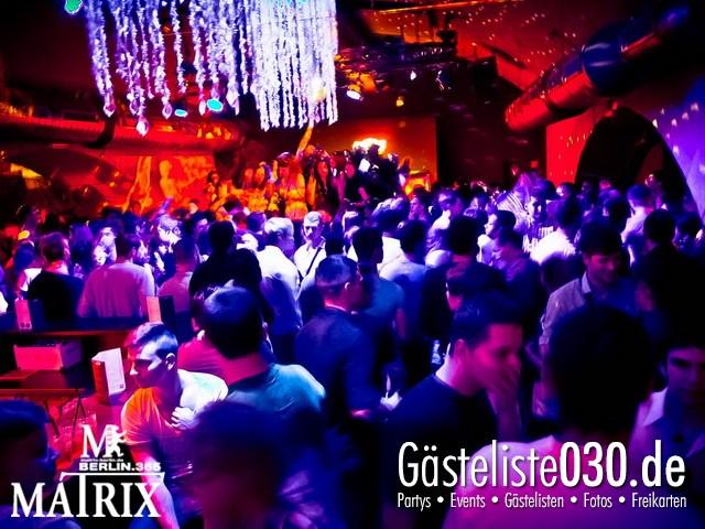 https://www.gaesteliste030.de/Partyfoto #62 Matrix Berlin vom 29.11.2012