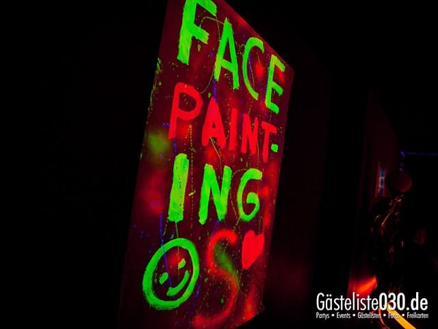Partypics Pulsar Berlin 23.11.2012 Neon Nights