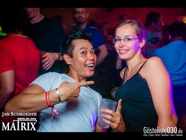 https://www.gaesteliste030.de/Partyfoto #58 Matrix Berlin vom 08.08.2013