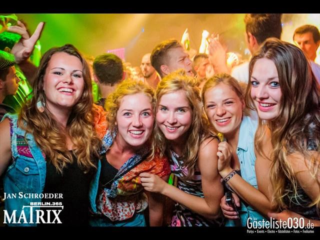 https://www.gaesteliste030.de/Partyfoto #23 Matrix Berlin vom 08.08.2013