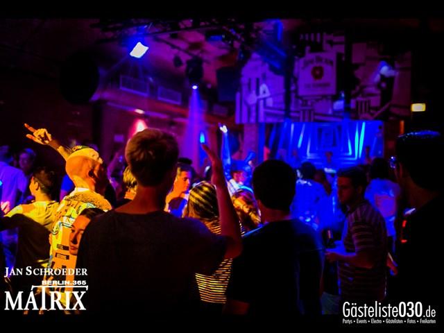 https://www.gaesteliste030.de/Partyfoto #106 Matrix Berlin vom 08.08.2013