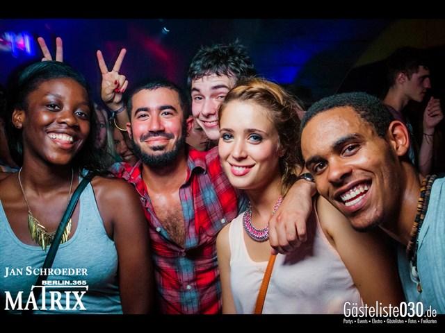 https://www.gaesteliste030.de/Partyfoto #29 Matrix Berlin vom 08.08.2013