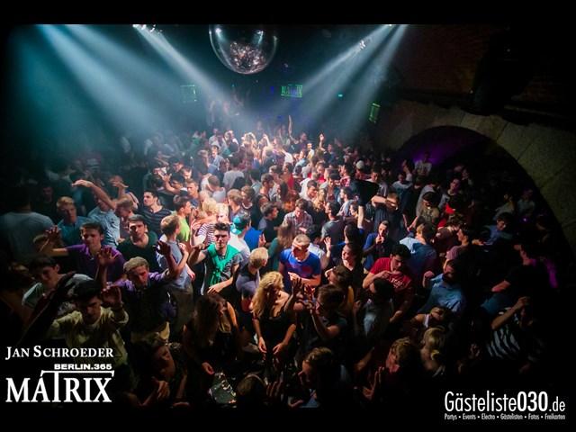 https://www.gaesteliste030.de/Partyfoto #60 Matrix Berlin vom 08.08.2013