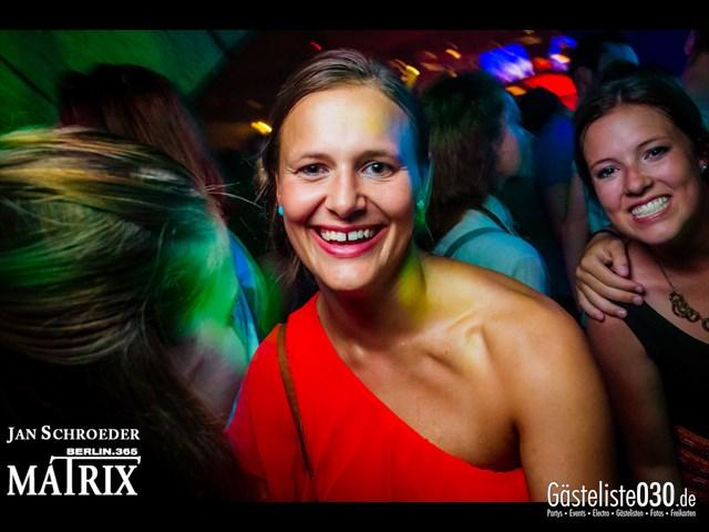 https://www.gaesteliste030.de/Partyfoto #75 Matrix Berlin vom 08.08.2013
