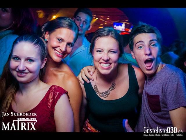 https://www.gaesteliste030.de/Partyfoto #52 Matrix Berlin vom 08.08.2013