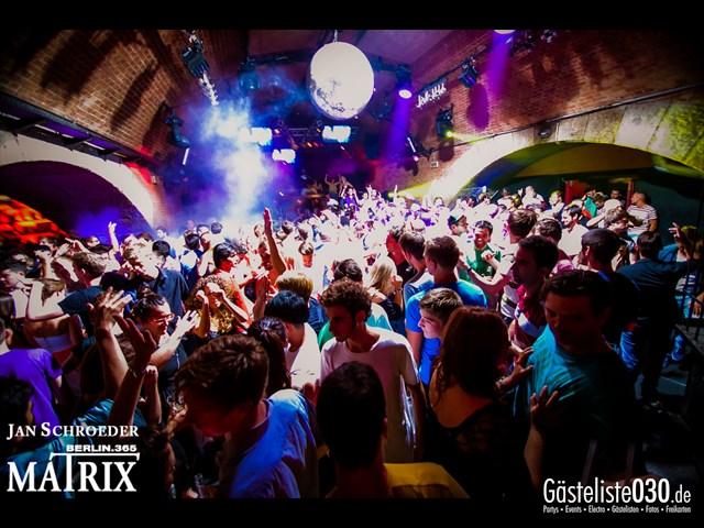 https://www.gaesteliste030.de/Partyfoto #119 Matrix Berlin vom 08.08.2013