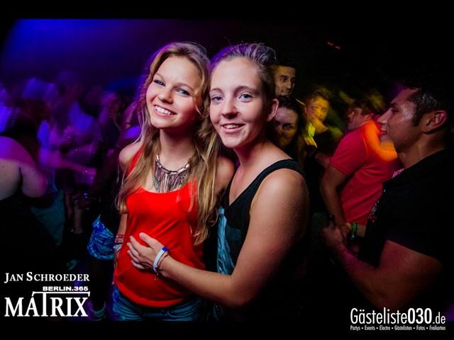 https://www.gaesteliste030.de/Partyfoto #132 Matrix Berlin vom 08.08.2013