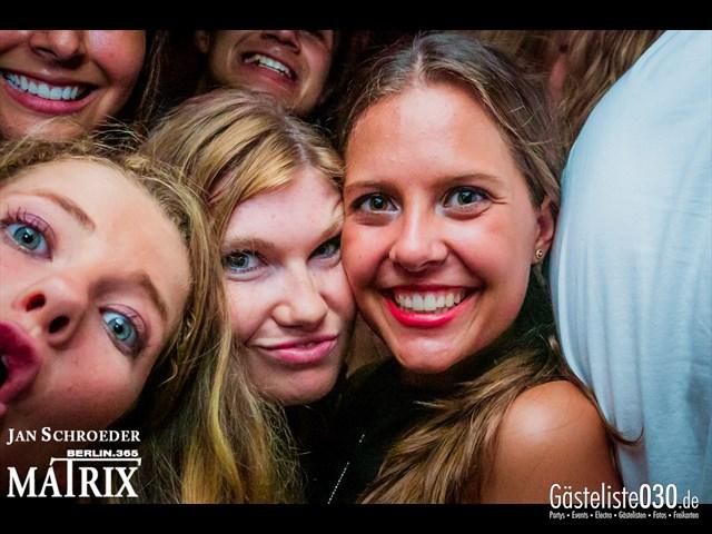 https://www.gaesteliste030.de/Partyfoto #103 Matrix Berlin vom 08.08.2013