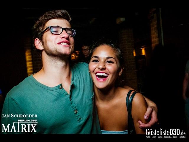 https://www.gaesteliste030.de/Partyfoto #99 Matrix Berlin vom 08.08.2013