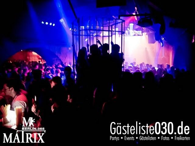 https://www.gaesteliste030.de/Partyfoto #30 Matrix Berlin vom 15.10.2011