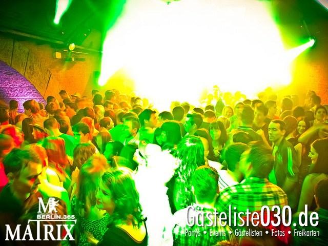 https://www.gaesteliste030.de/Partyfoto #88 Matrix Berlin vom 15.10.2011